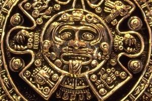 Золото Майя мини