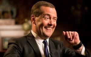 Медведев премьер