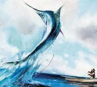 oldman and the sea, старик и море