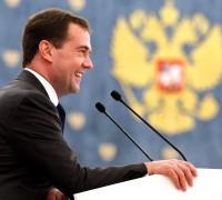 Медведев интервью